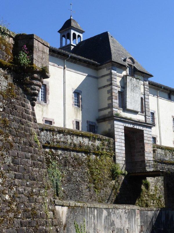 Citadel atop St. Jean's