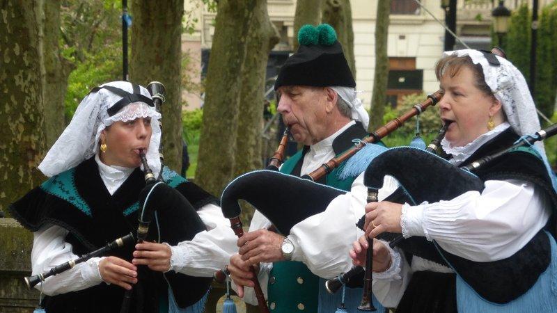 Pamplona Street Musicians