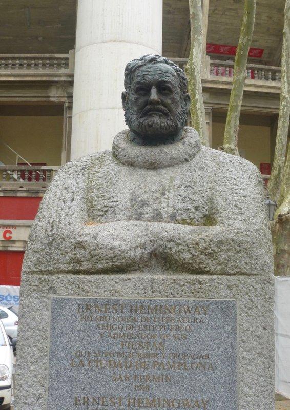 The Man: Hemingway