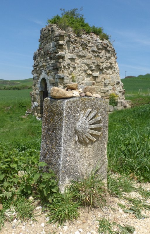Monasterio ruins