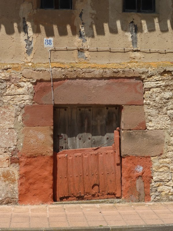 Old Spanish Doorway