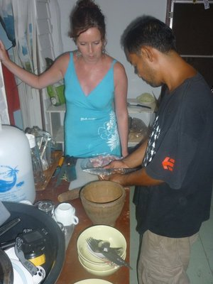 Cooking Thai Style