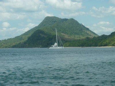 Koh Jum - a glcimpse of the Indian Ocean