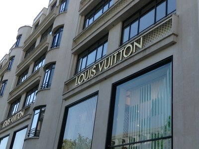 Exclusive Louis Vuitton Store at Champs Elsee Street, Paris 250413