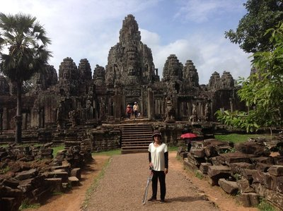 Going out of Bayon