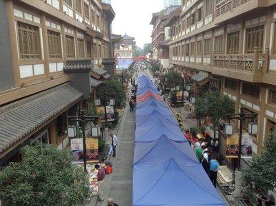 Sunday open market