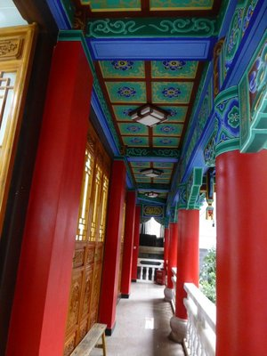 The attractive corridor of Shun Chen Mosque  gallery 221013 (19)