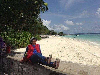 Villingilis island beach