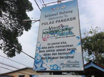 Visit Pangkor