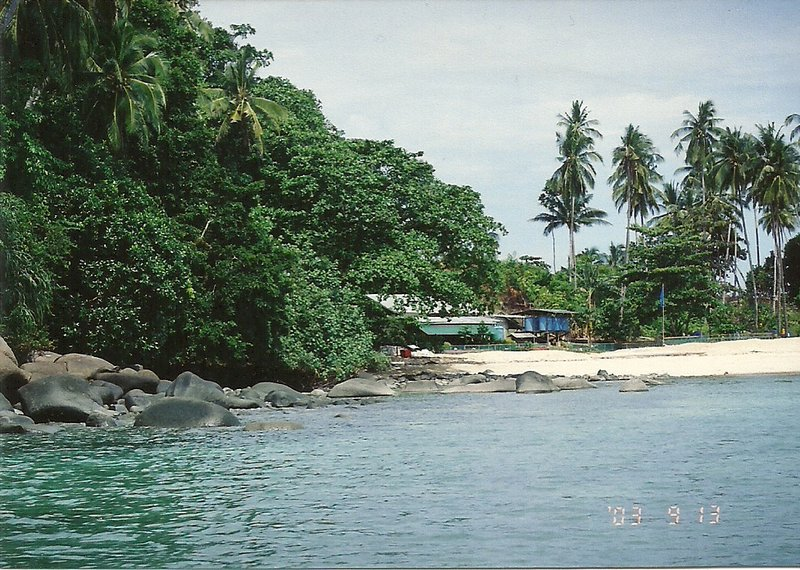 1. Pulau Talang-Talang Kecil National Park tation for Turtle Conservation 12-14 sept 2003 (8)