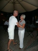 Dancing in Willemstad