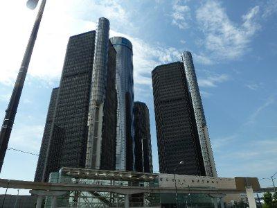 Renaissance Center - Detroit  (2)