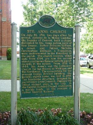 St. Anne Church - Detroit Michigan (5)