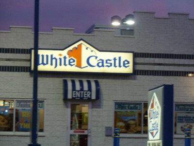 White Castle in Detroit