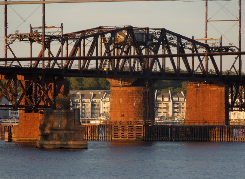 Railroad Bridge over the Susquehanna River - Havre de Grace (3)
