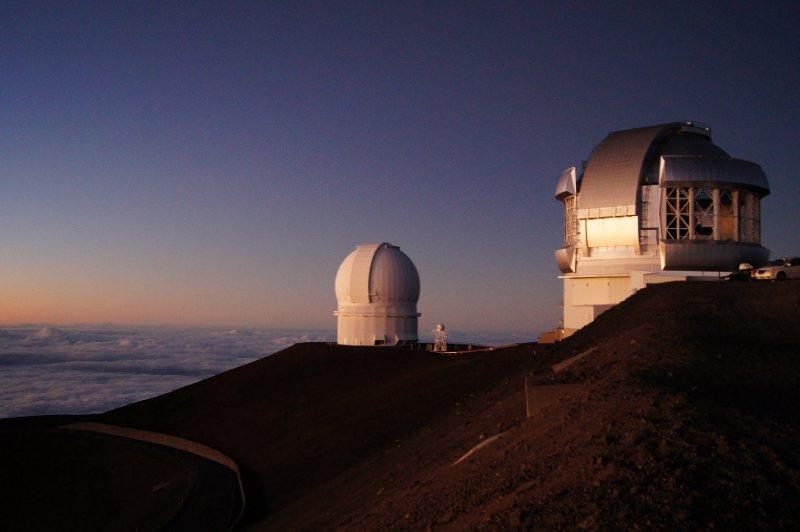 Top of Mauna Kea  :)
