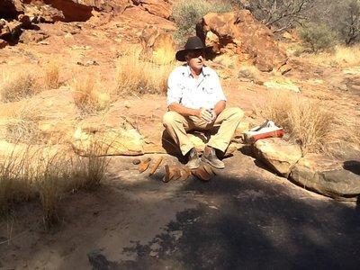 Inwijding in de Aboriginal cultuur
