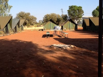 Tentenkamp voor 4 dagen