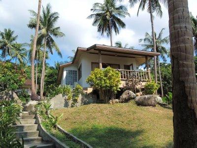 Diamond Resort, Tanote Bay - our hut