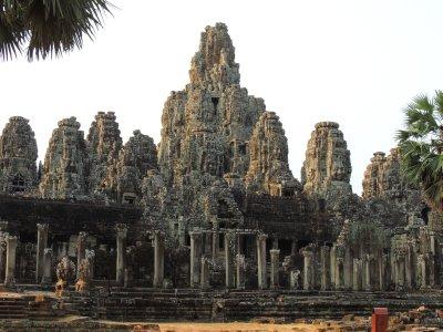 The Bayon, Angkor Thom