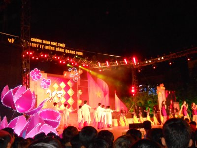Tet, Saigon - the show!