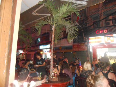 "Tet, Saigon - view from the ""dancefloor"""