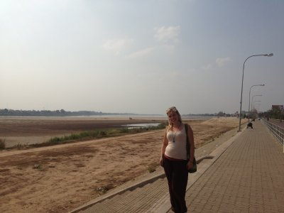 Jo by the Mekong in Vientiane