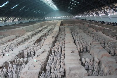 Terracotta Warriors, Xi'an