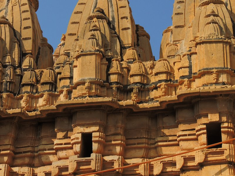Jain Temples in Jaisalmer Fort