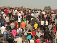 Forbidden City Crowds