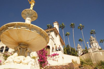 Hearst Castel - Pacific Highway 089