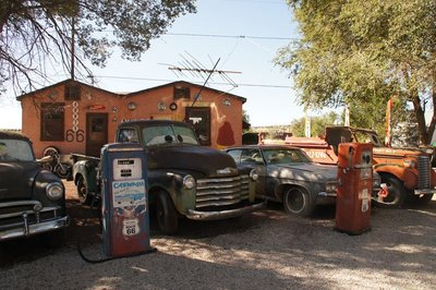 Route 66 - Barstow 027