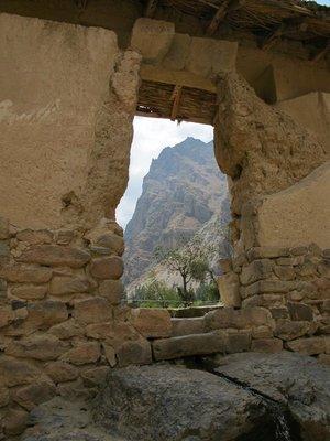 Incan Gateway