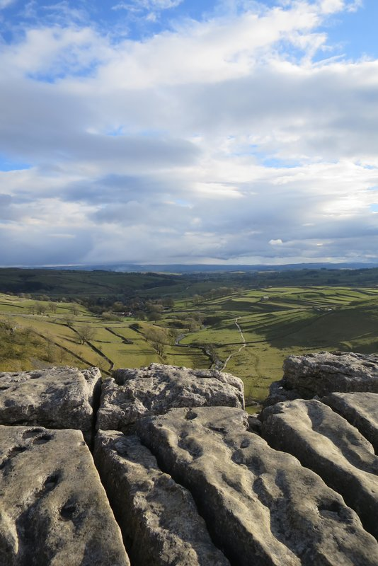 Walking Yorkshire Dales