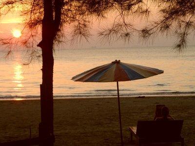 Koh Sukorn sunset