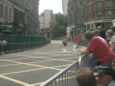 Olympic Bike Race 2012