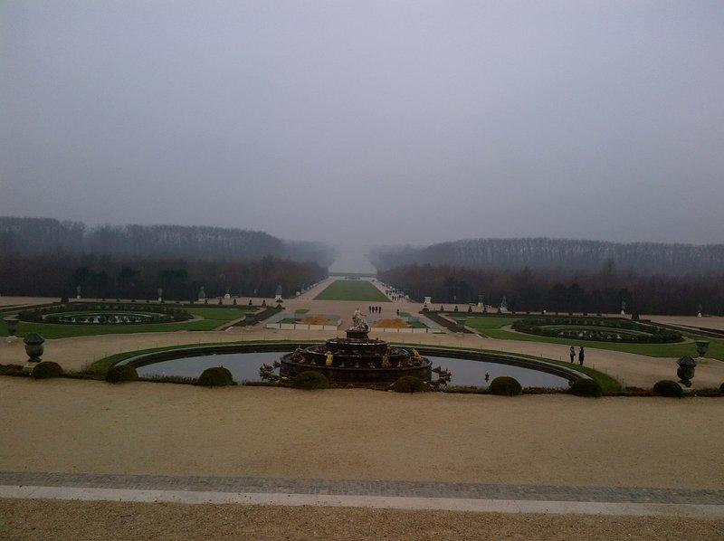 Grounds of Versailles