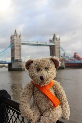 Henry @Tower Bridge