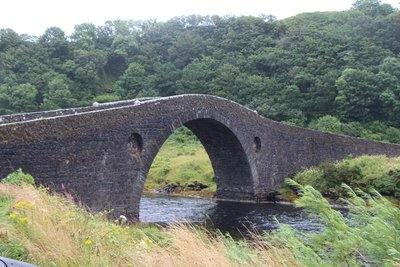 "Clachan Bridge ""Bridge over the Atlantic"""