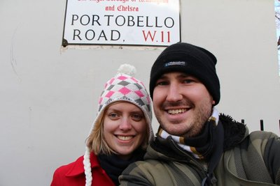 Rein &#38;#38; Leah @ Portobello Road
