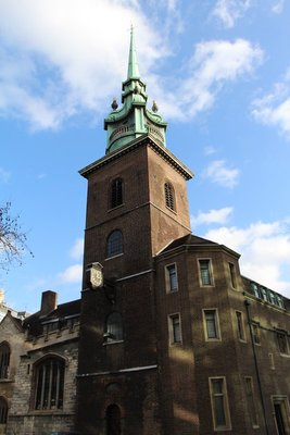 All Hallows-by-the-Tower