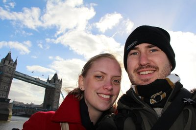 Rein & Leah @Tower Bridge