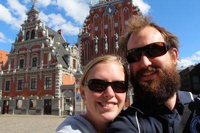 Leah & Rein @Riga