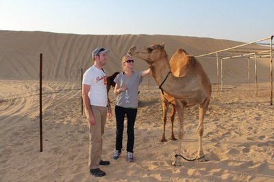 I traded my wife for a Camel