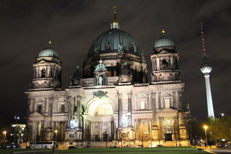 Night @Berliner Dom