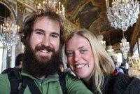 Rein & Leah @Versailles Palace