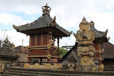 Bali Street Scene