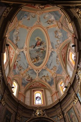 St Agatha's Church - Mdina