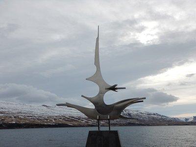 Sigling Sculpture Akureyri