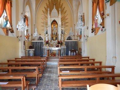 Mgarr Church Interior